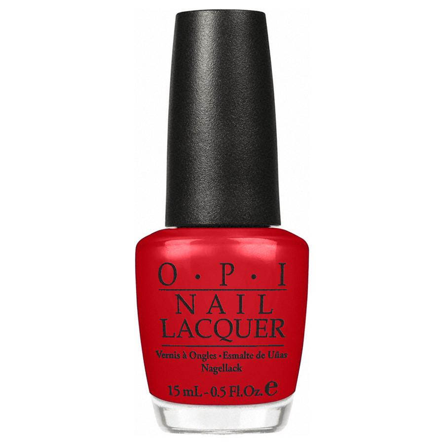 OPI Colour So Hot It Berns