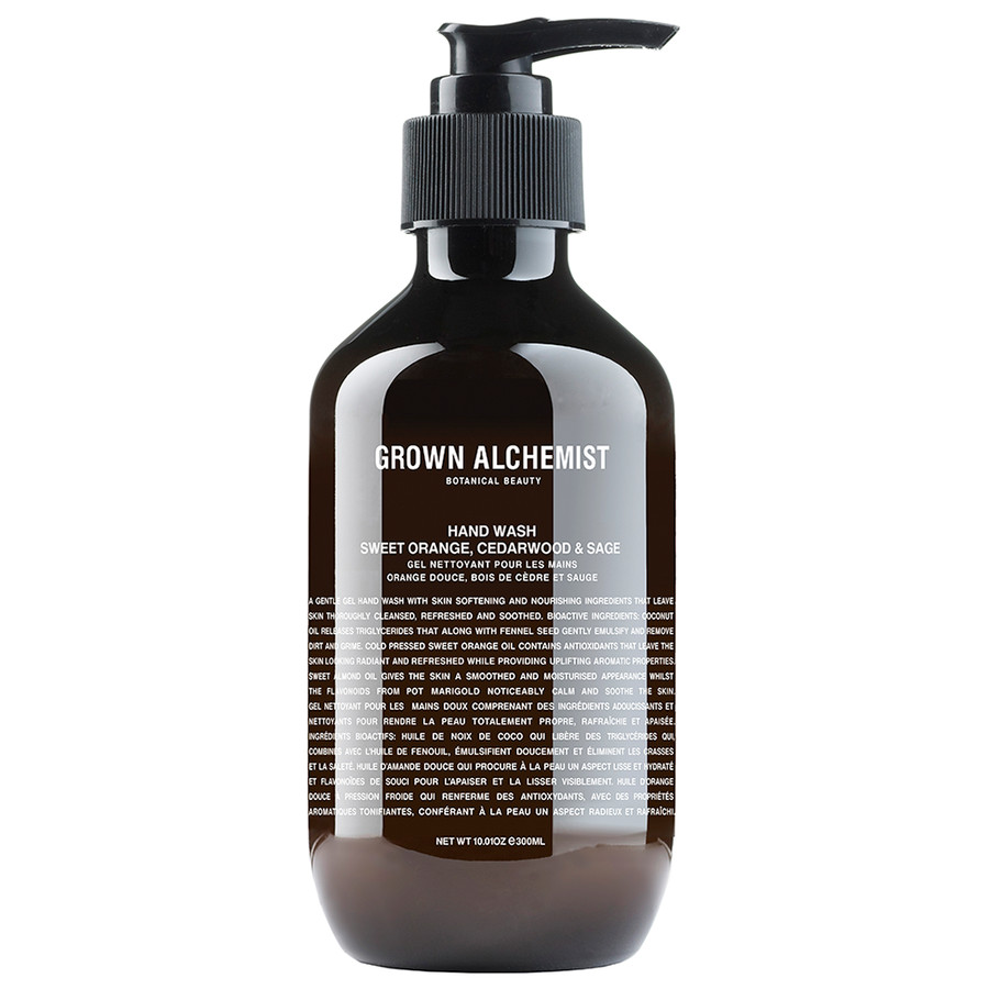 Grown Alchemist Handreinigung Sweet Orange, Cedarwood & Sage