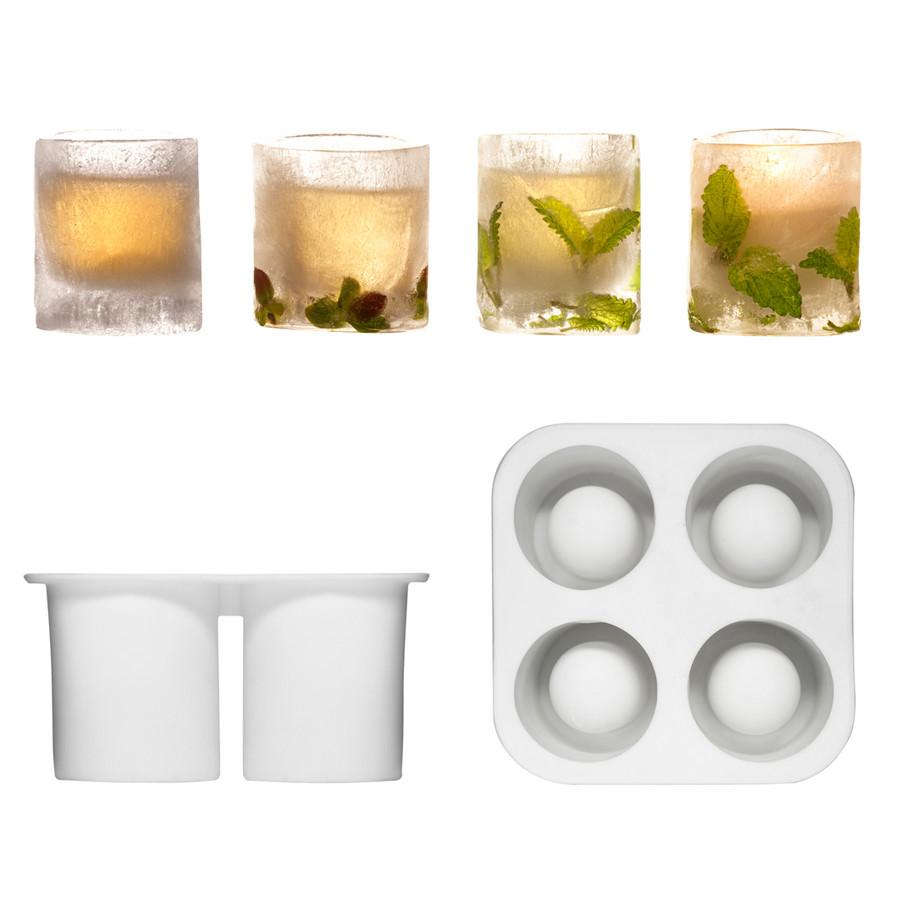 Bar Eisglas-Form
