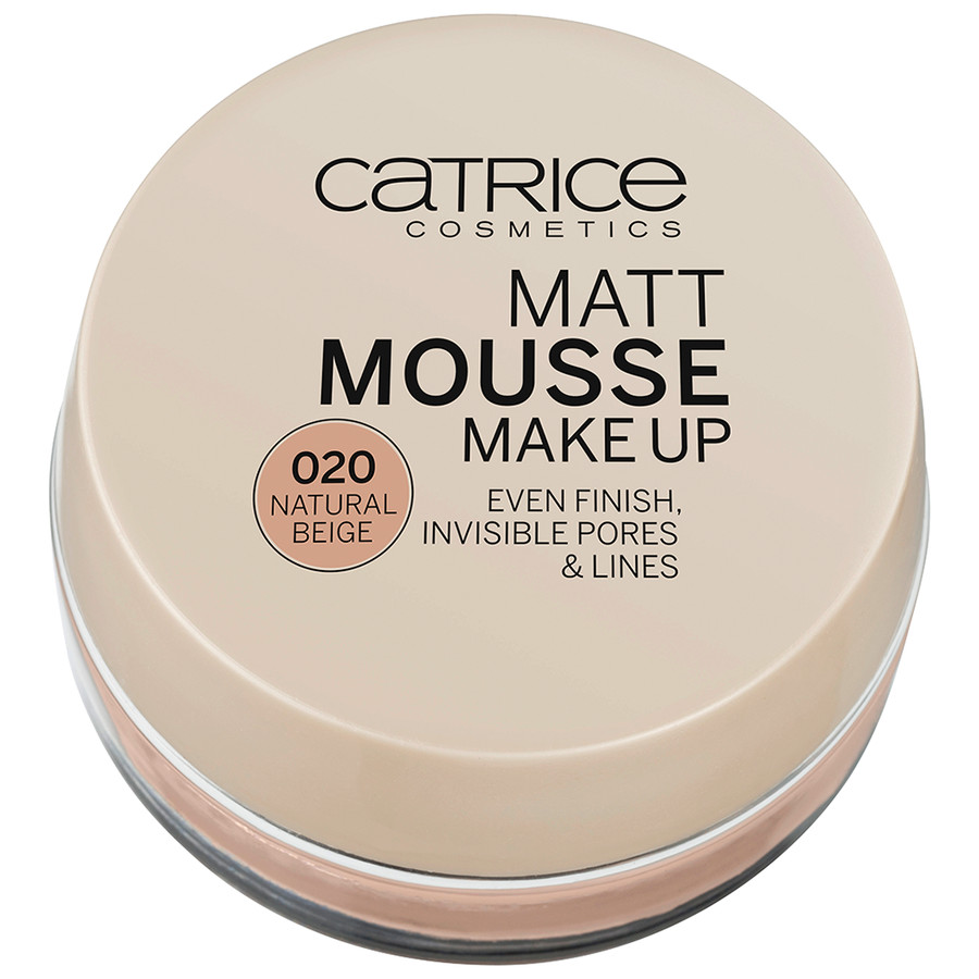 Catrice Matt Mousse Makeup 020