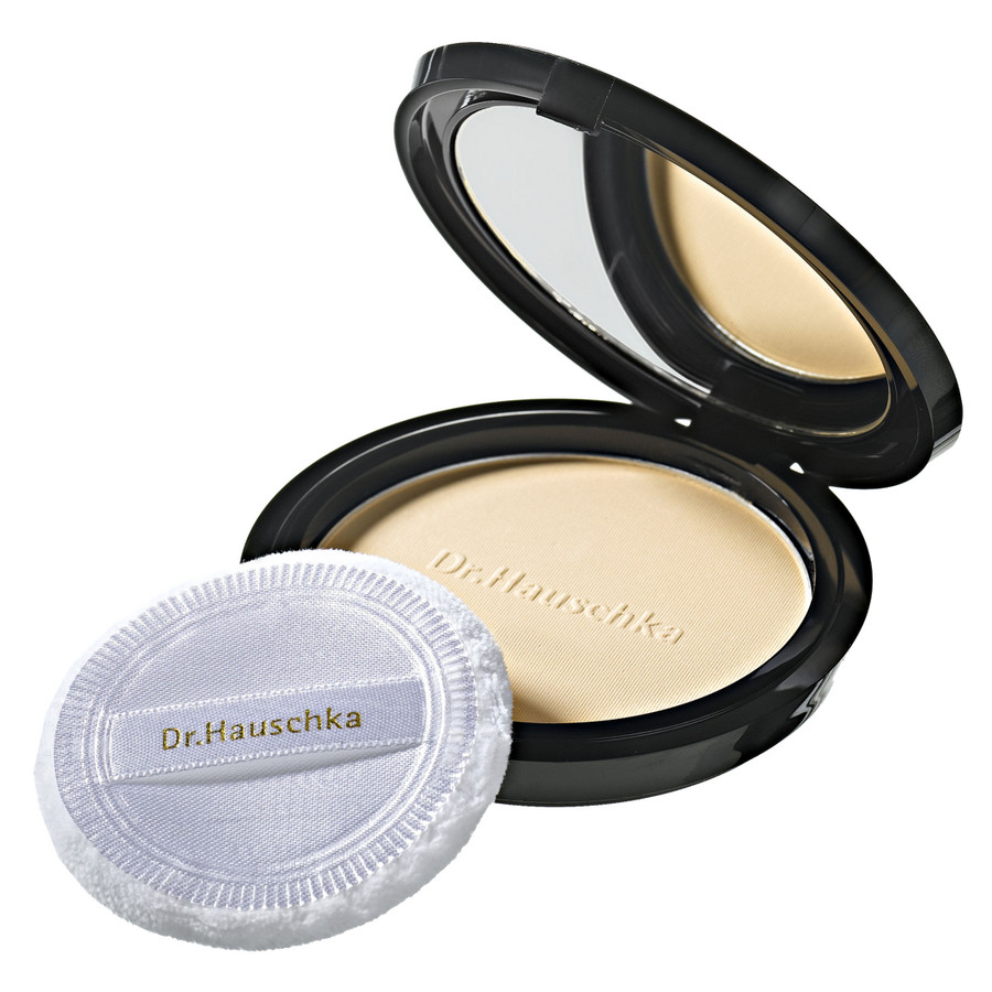 Dr. Hauschka Teint Translucent Face Powder Compact