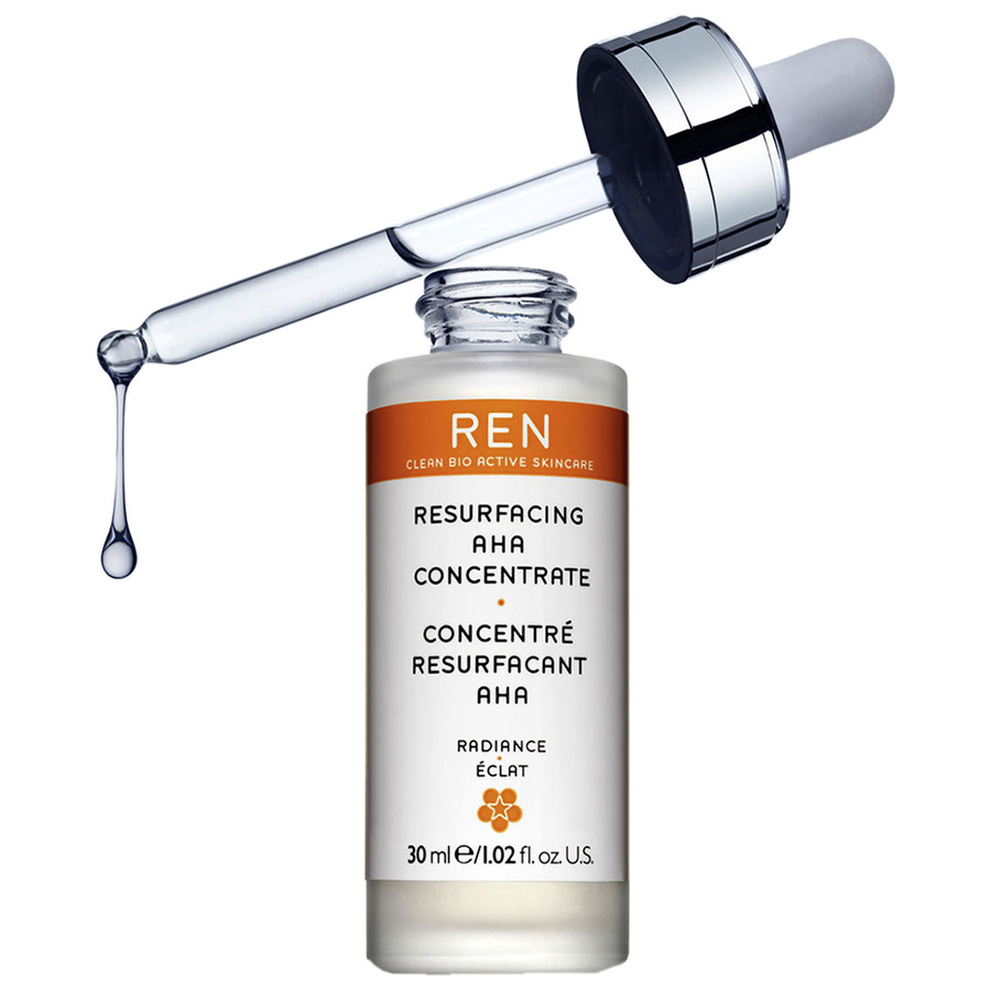 Ren Skincare Radiance Resurfacing AHA Concentrate (30 ml)