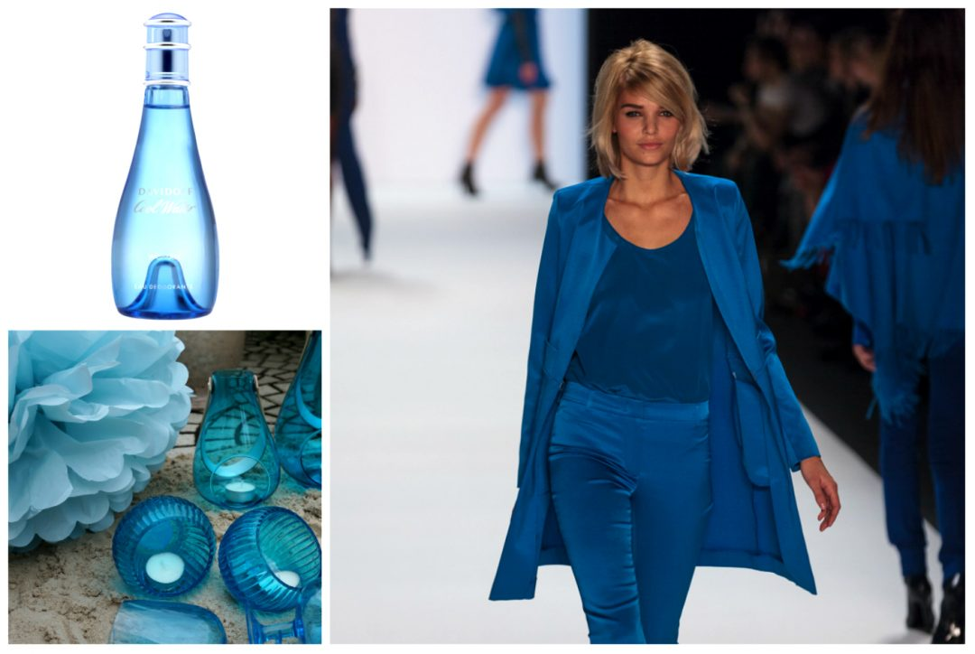 Trendfarbe Blau - beautystories