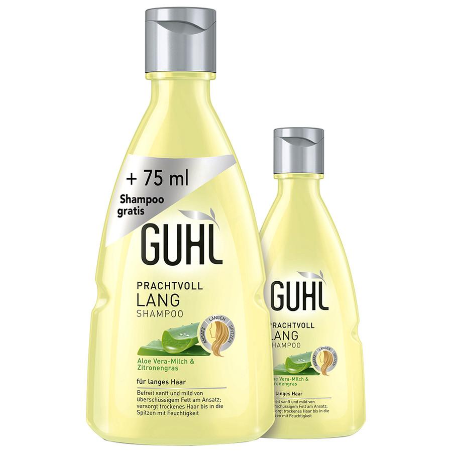 Guhl Shampoo mit Aloe Vera-Milch & Zitronengras