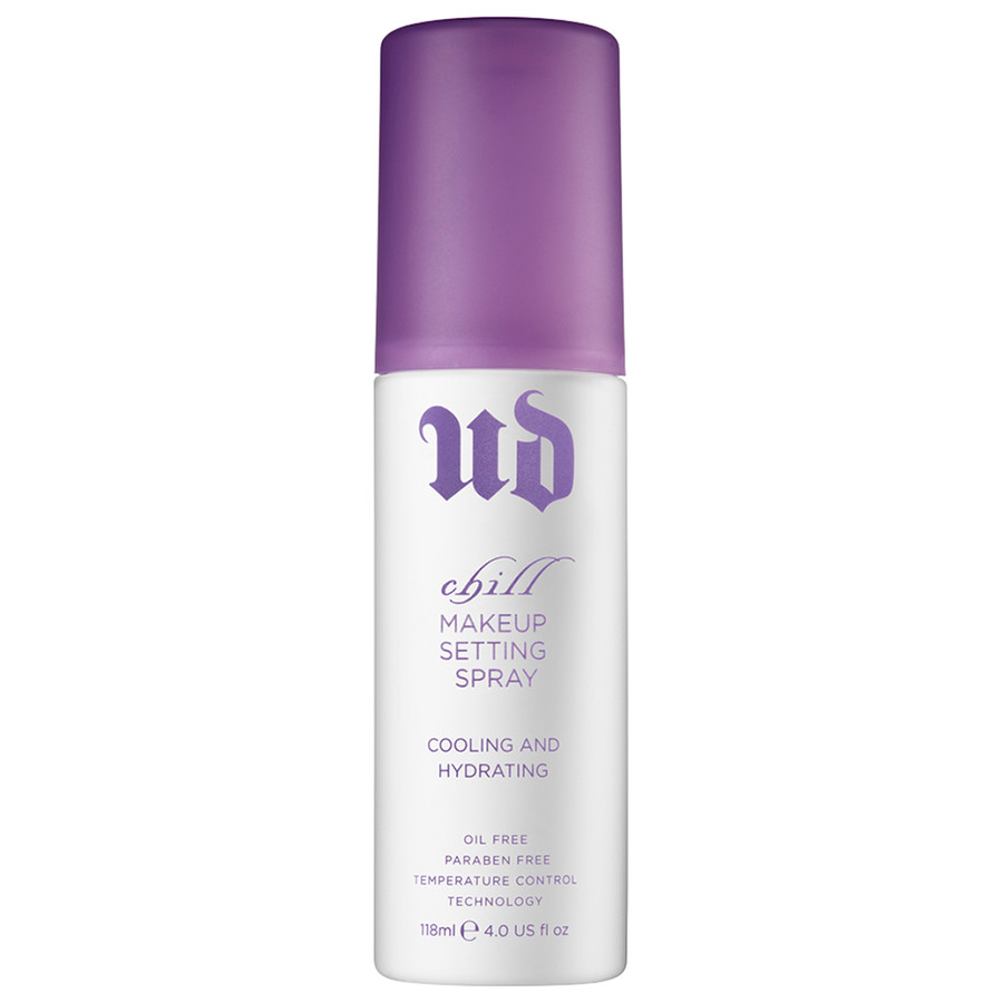 Urban Decay Chill Cooling and Hydrating Make-up Setting Spray