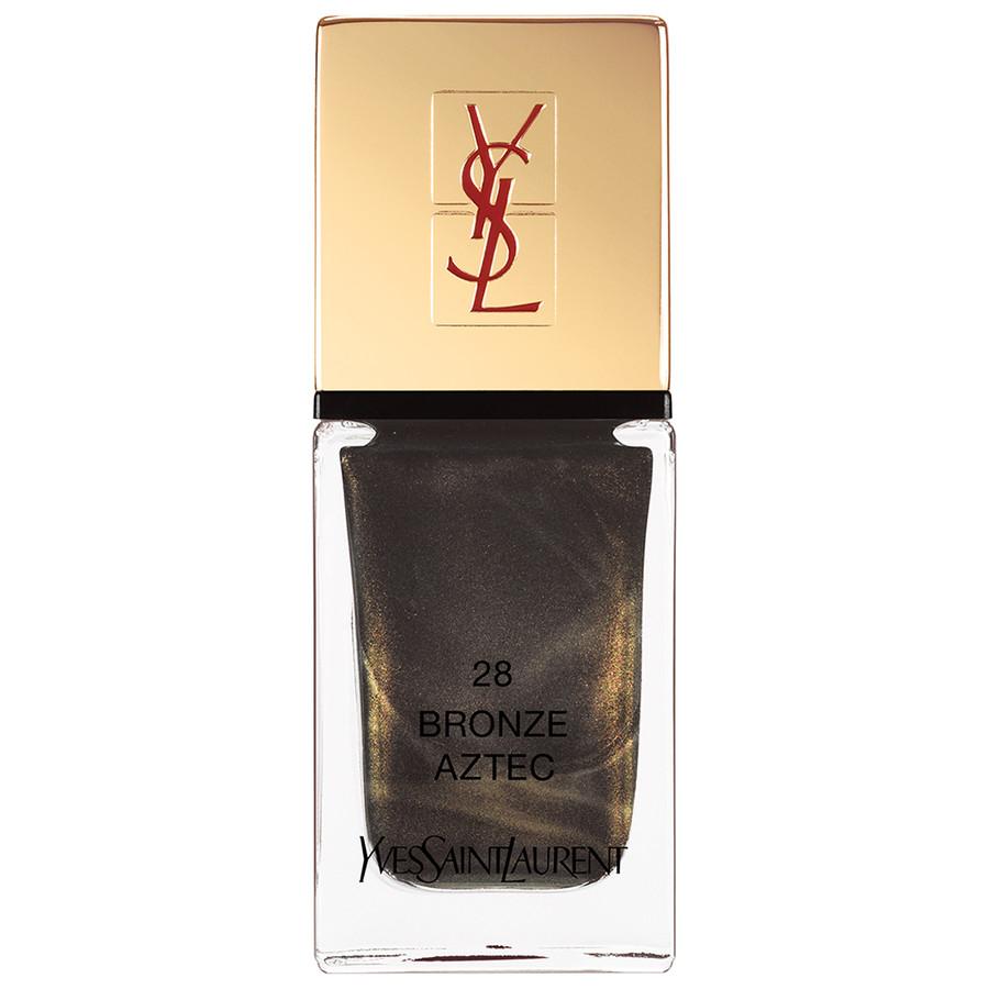 YSL La Laque Couture Bronze Aztec