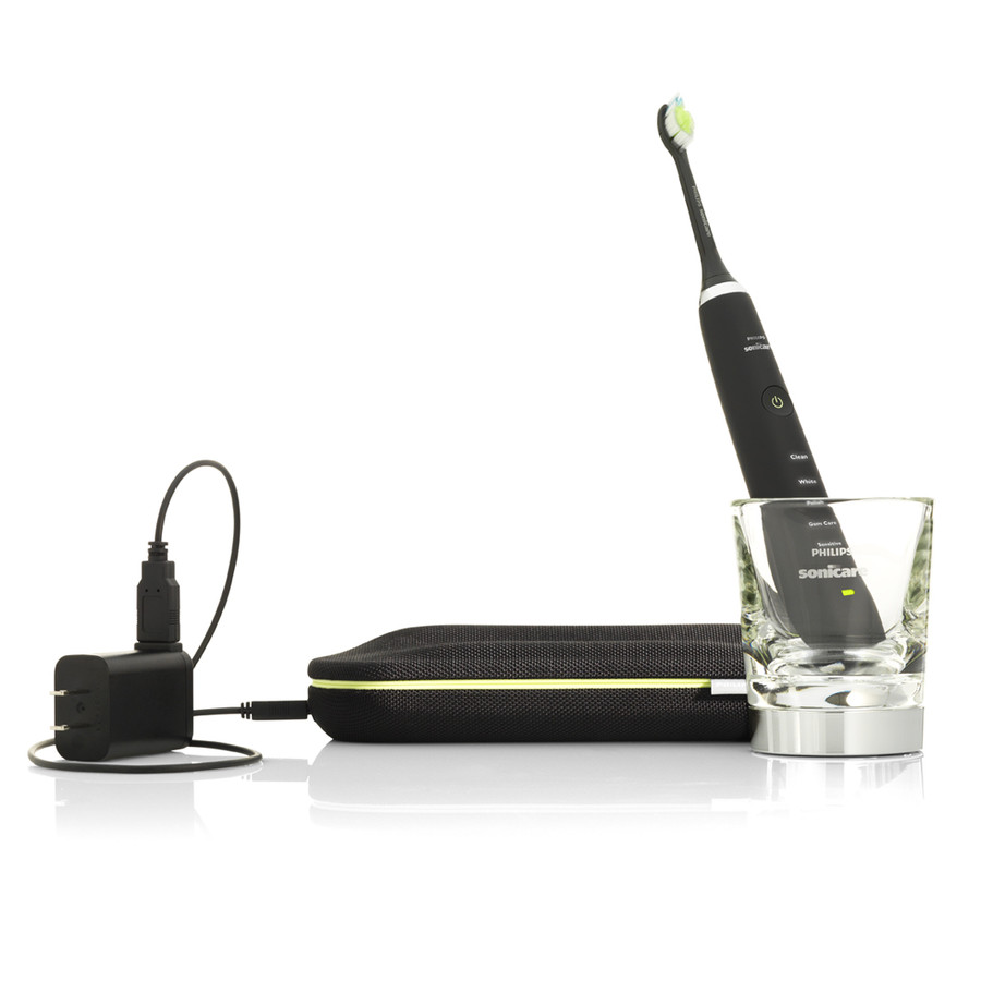 Philips Zahnbürste Sonicare Black Clean