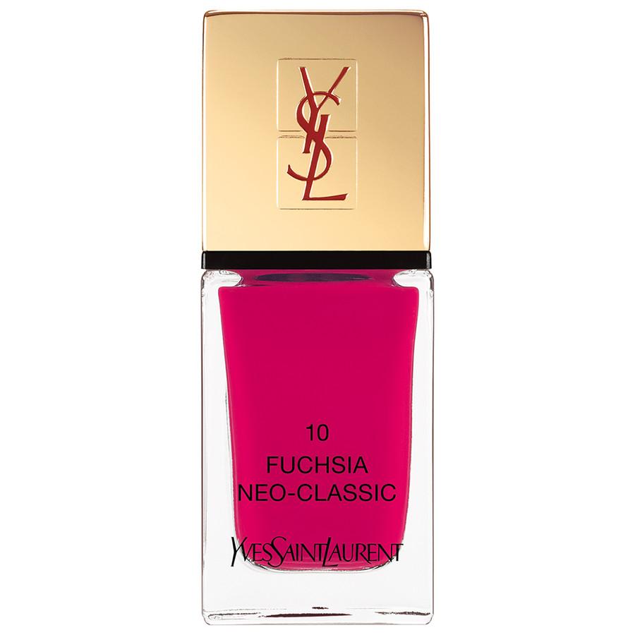 YSL La Laque Couture Fuchsia Neo Classic
