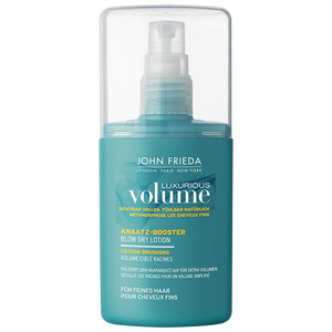 John Frieda Volume Ansatz Booster Blow Dry Lotion