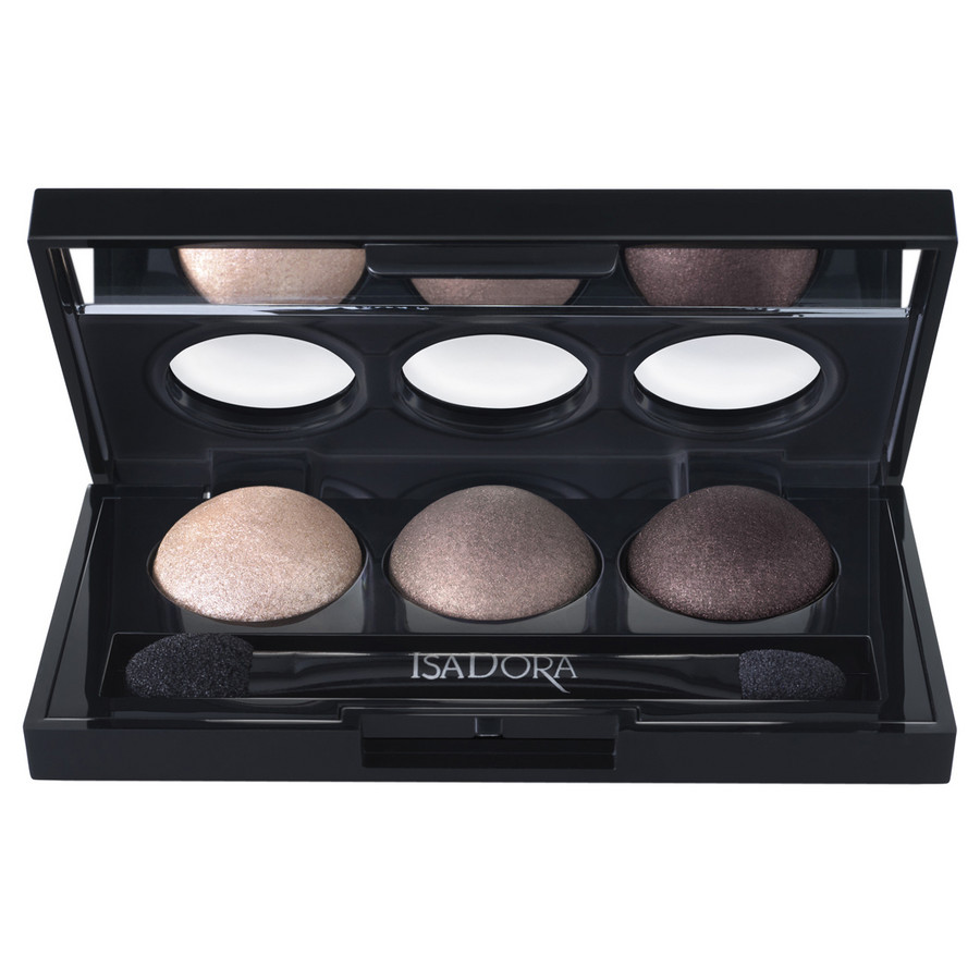 Isadora Lidschatten Eye Shadow Trio