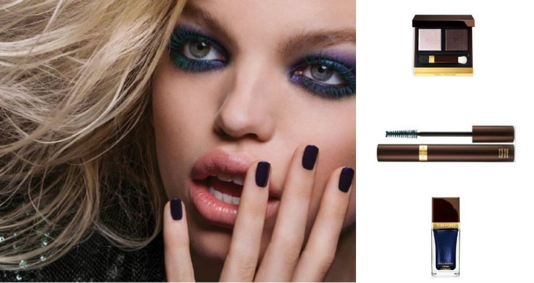 Tom Ford Spring 2015 Color Collection
