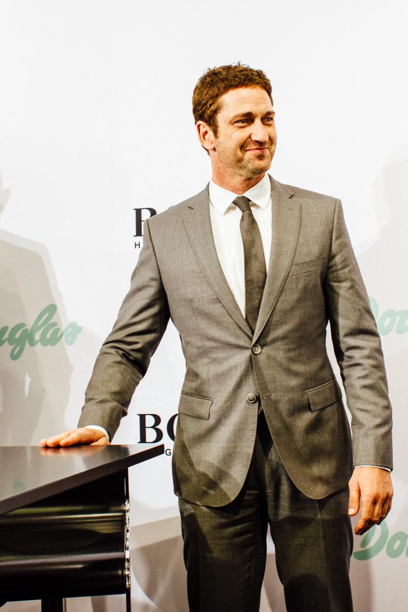 1000+ images about gerard butler hugo boss promo Hamburg ... Gerard Butler Pinterest