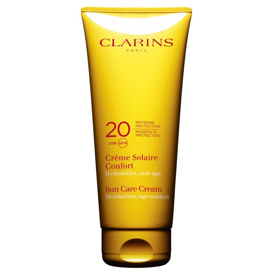 Clarins Sonnenschutz Creme Solaire Confort UVA UVB 20
