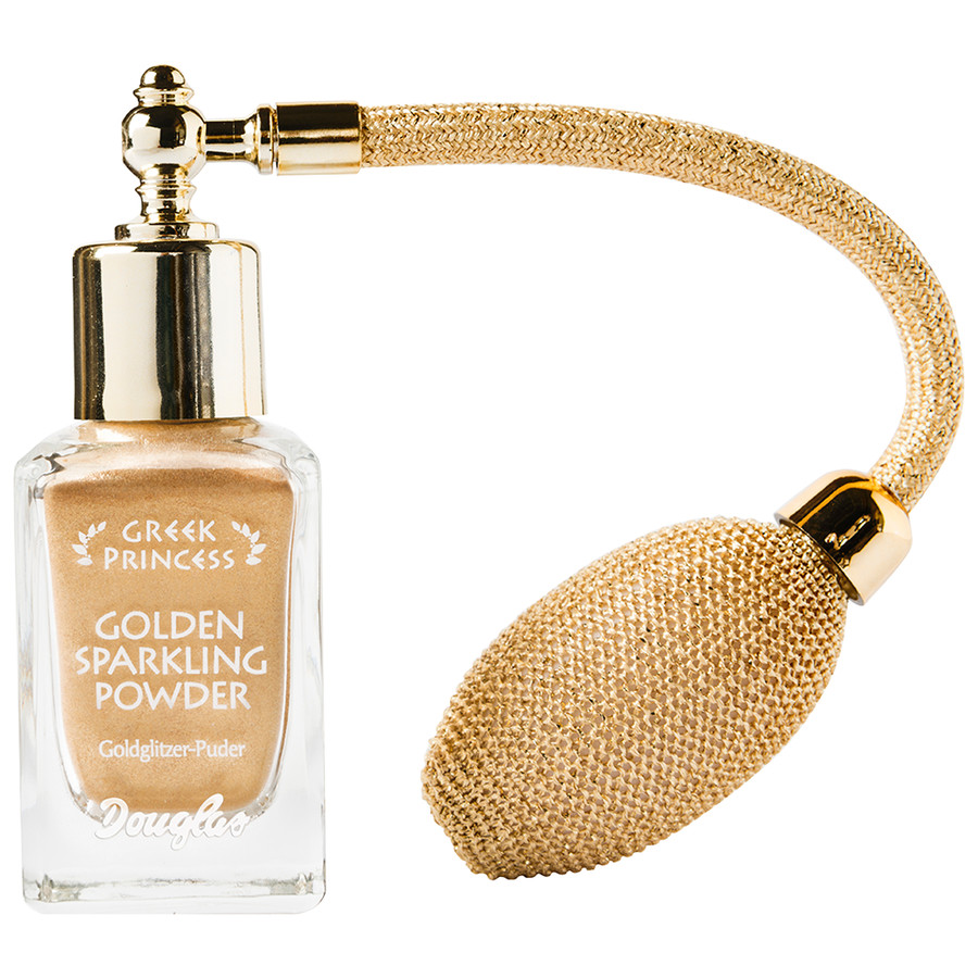 Douglas Greek Princess <br> Golden Sparkling Powder