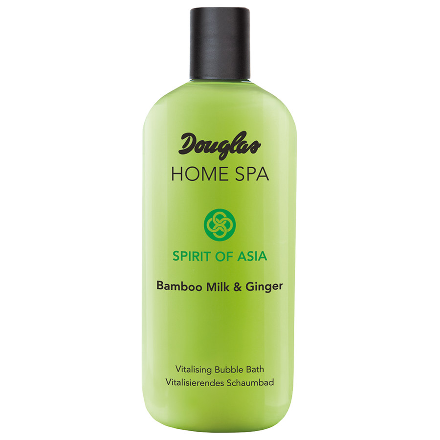 Douglas Home Spa <br> Spirit of Asia <br> Bamboo Milk & Ginger Badeschaum