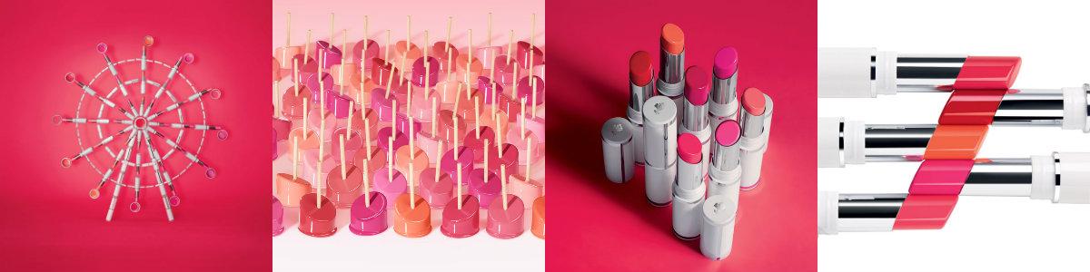 Die Lancôme Shine Lover Lipsticks in 15 bezaubernden Farben