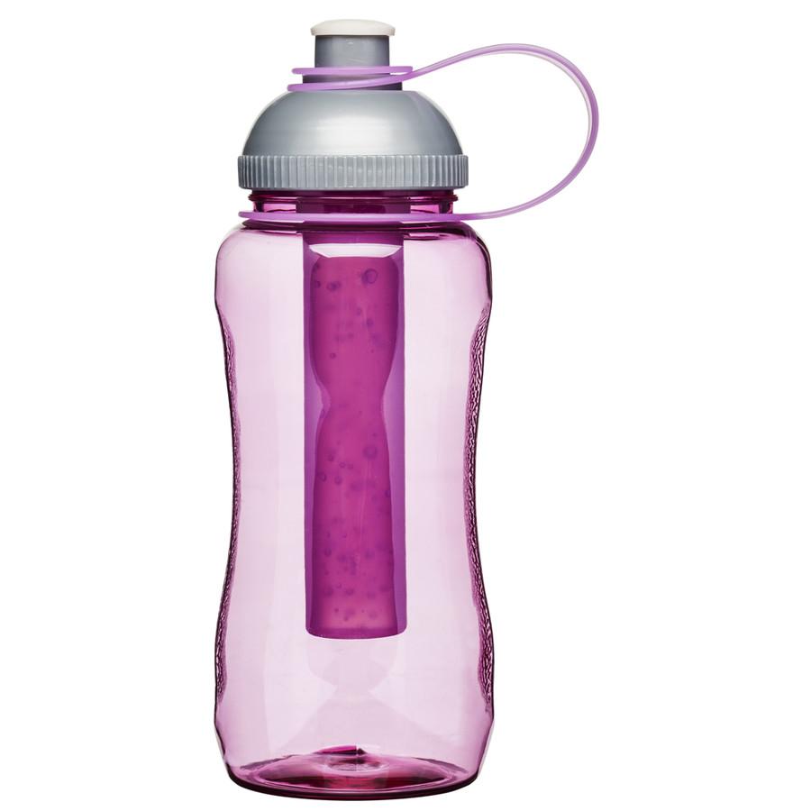 Sagaform Trinkflasche mit Kühleinsatz