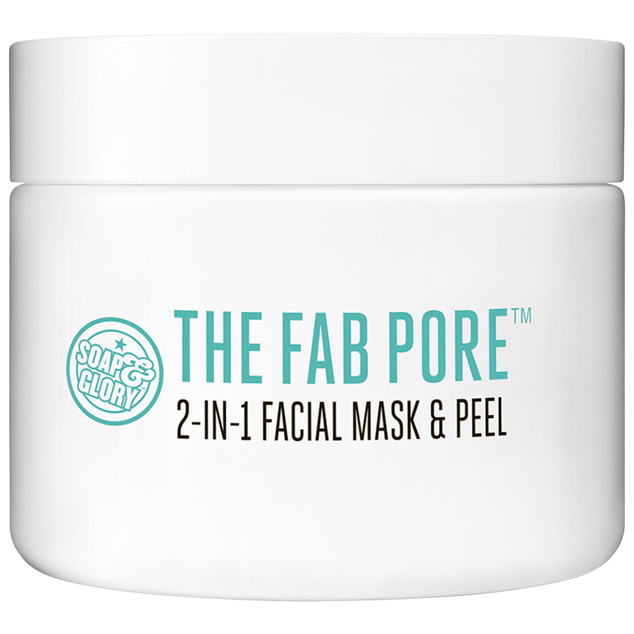 Soap&Glory - The Fab Pore 2-in-1 Facial Mask & Peel
