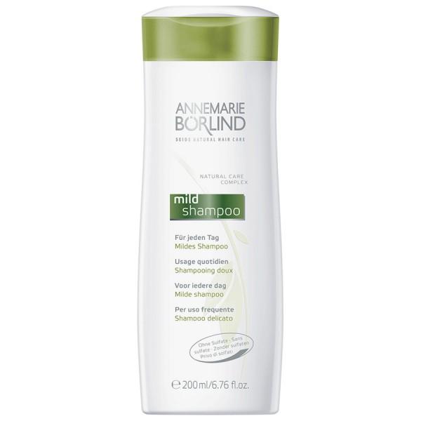 ANNEMARIE BÖRLIND Shampoo Seide Mild