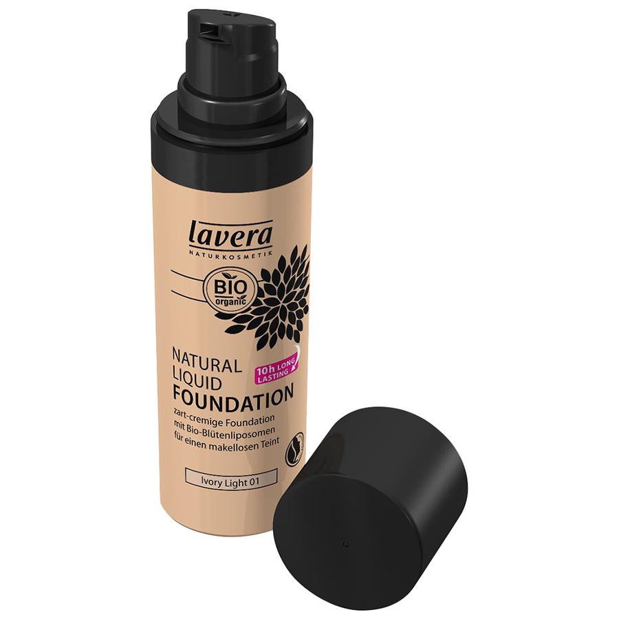 lavera Teint Natural Liquid Foundation