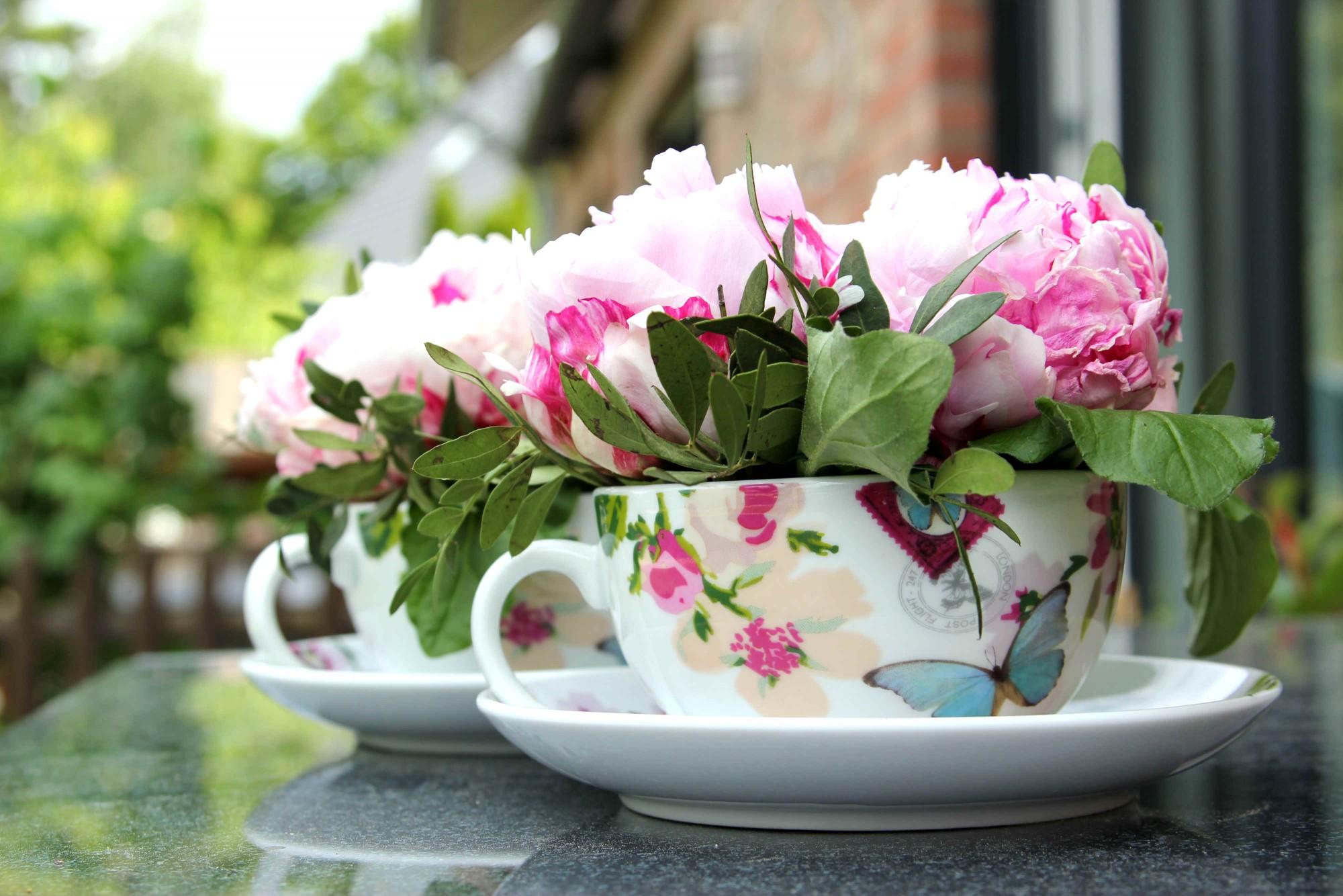 Elegant Gartendeko Selbermachen Schema