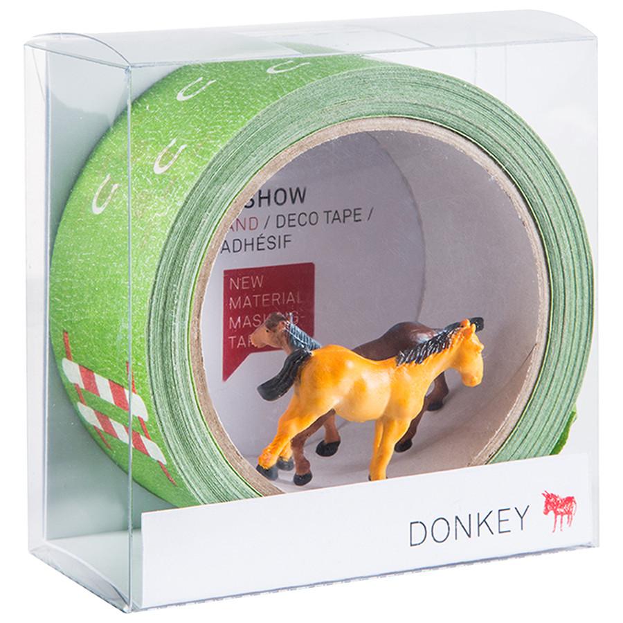 DONKEY Klebeband My Horse Show