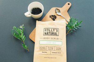 Body Scrub - Holly's Natural