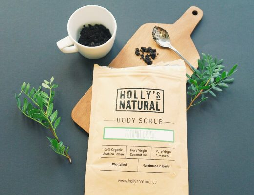 Body Scrub - Holly's Natural
