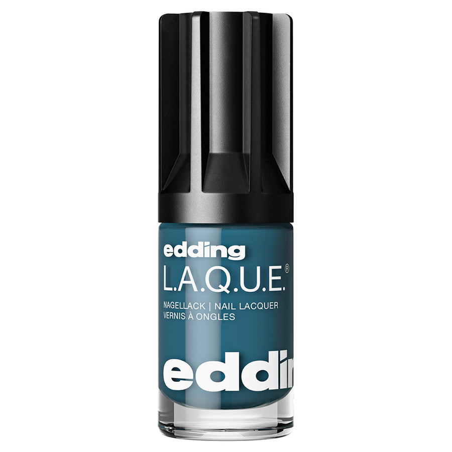 edding L.A.Q.U.E. <br> Steady Steel Blue