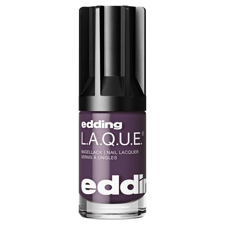 edding L.A.Q.U.E. <br> Pretty Plum