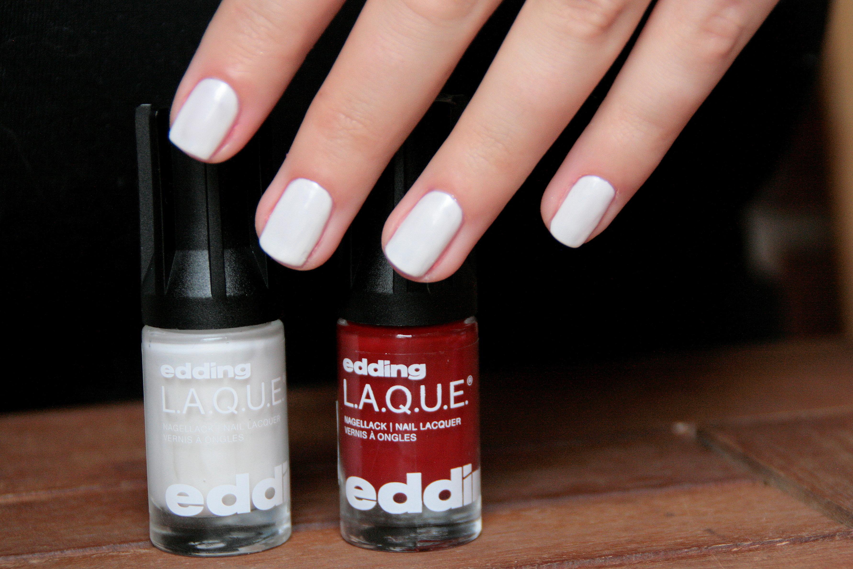 X-mas Nails: Süße Versuchung in rot und weiß - beautystories ...