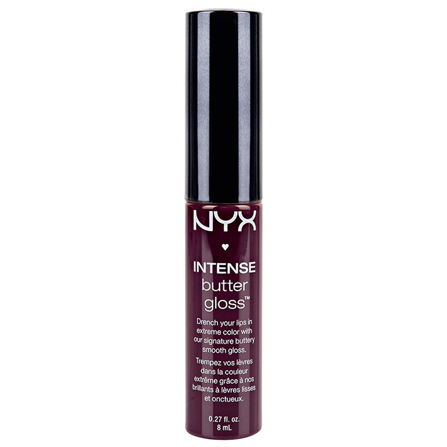 NYX Lipcream Intense Butter Gloss Black Cherry Tart