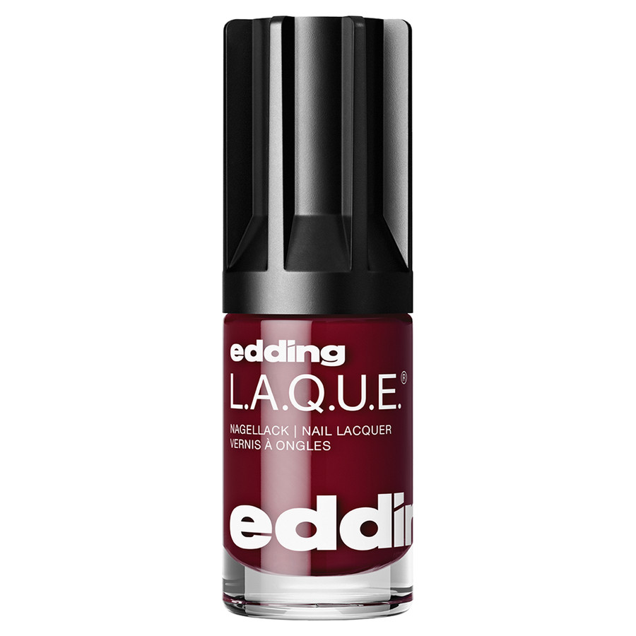 edding L.A.Q.U.E. Daily Dark Red