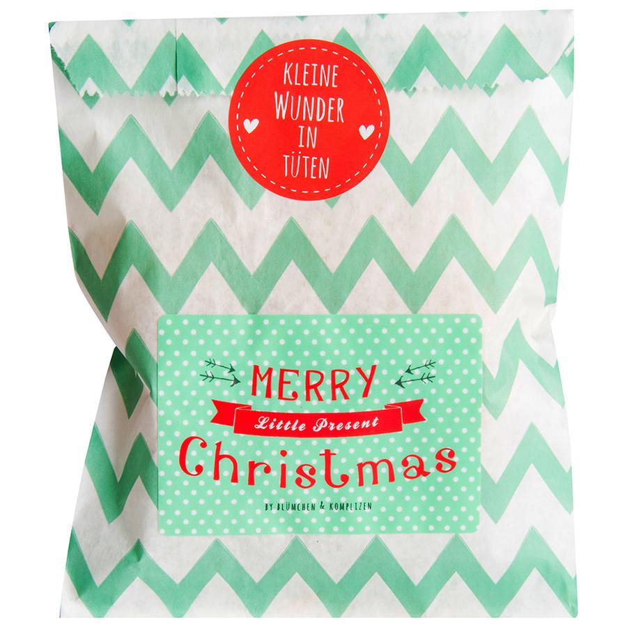 Blümchen & Ko Wundertüte Merry Christmas