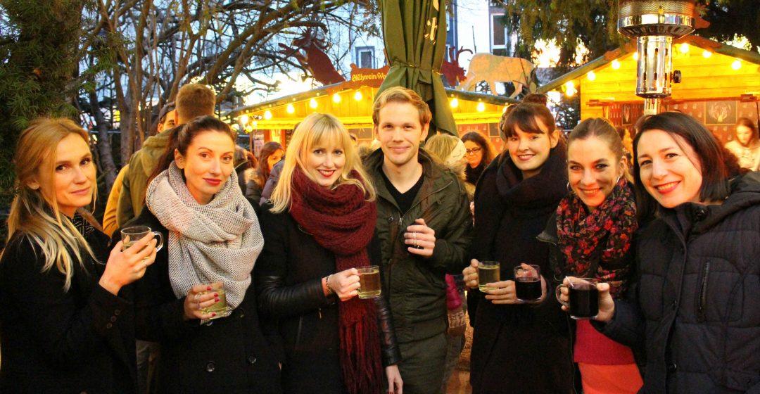 Stadtgarten Weihnachtsmarkt