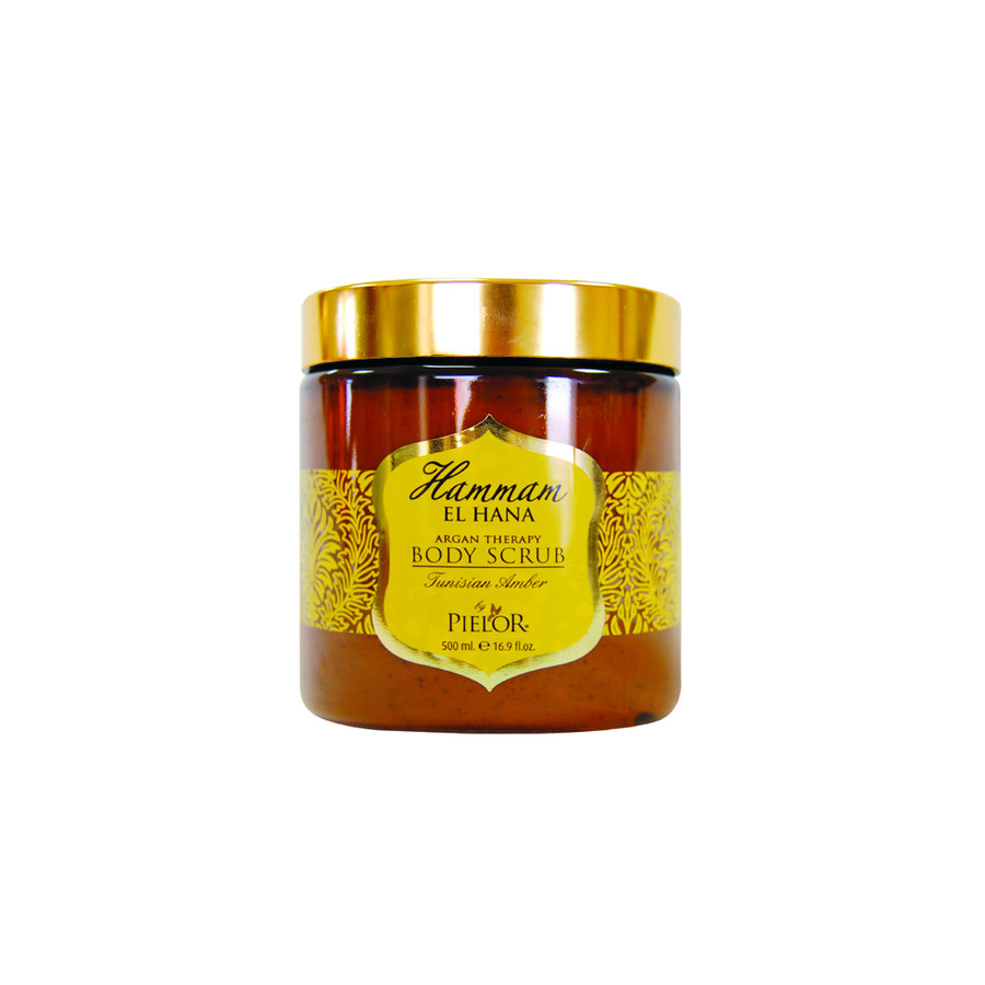 Ottoman Körperpeeling Tunesischer Amber