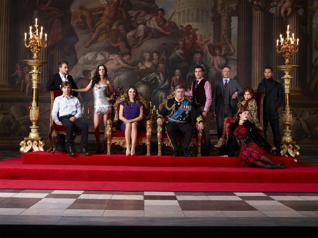 """The Royals""-Cast"