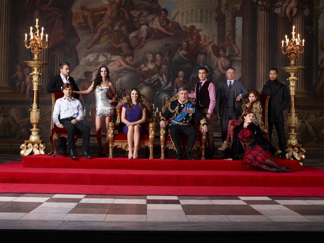 """""""The Royals""""-Cast"""