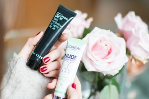Bobbi Brown CC Cream Blush Nude & L'Oréal CC Cream Nude Magique
