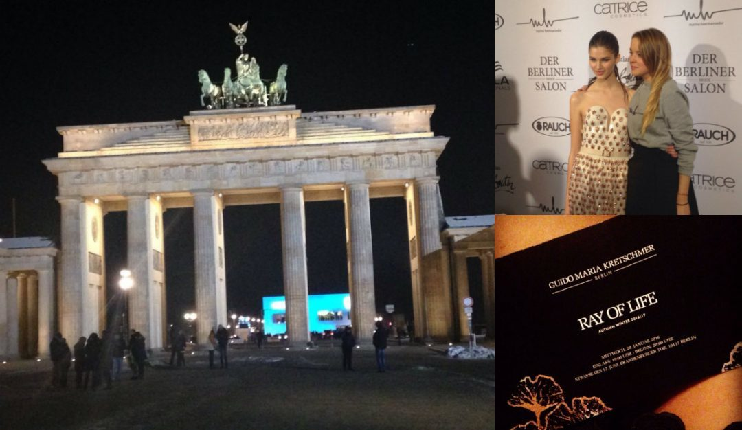 Fashion Week Berlin Christina