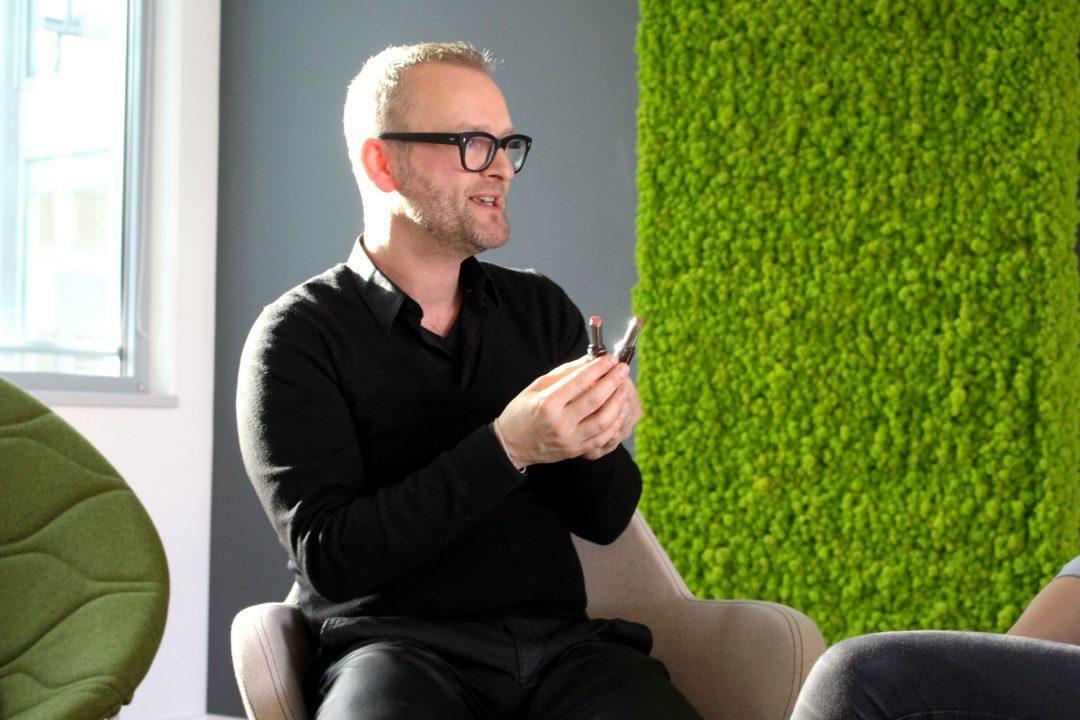 Markus Pavitschitz im Interview