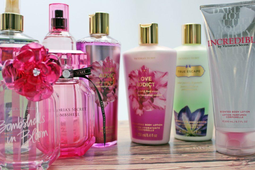 Pflege von Victorias Secret