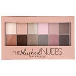 Maybelline The Blushed Nudes Lidschattenpalette