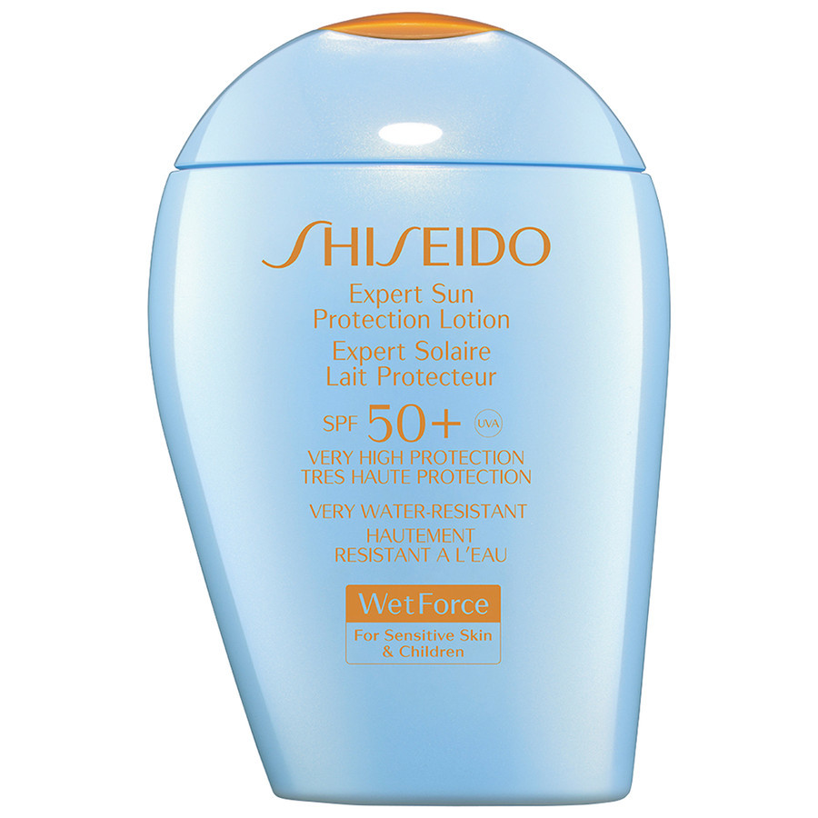 Shiseido -  Expert Sun Protection Lotion mit LSF 50