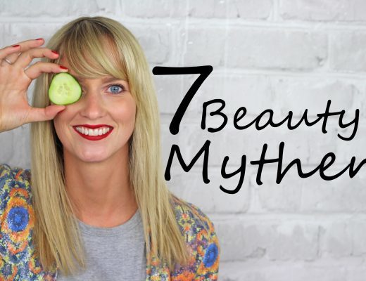 7 Beauty-Mythen