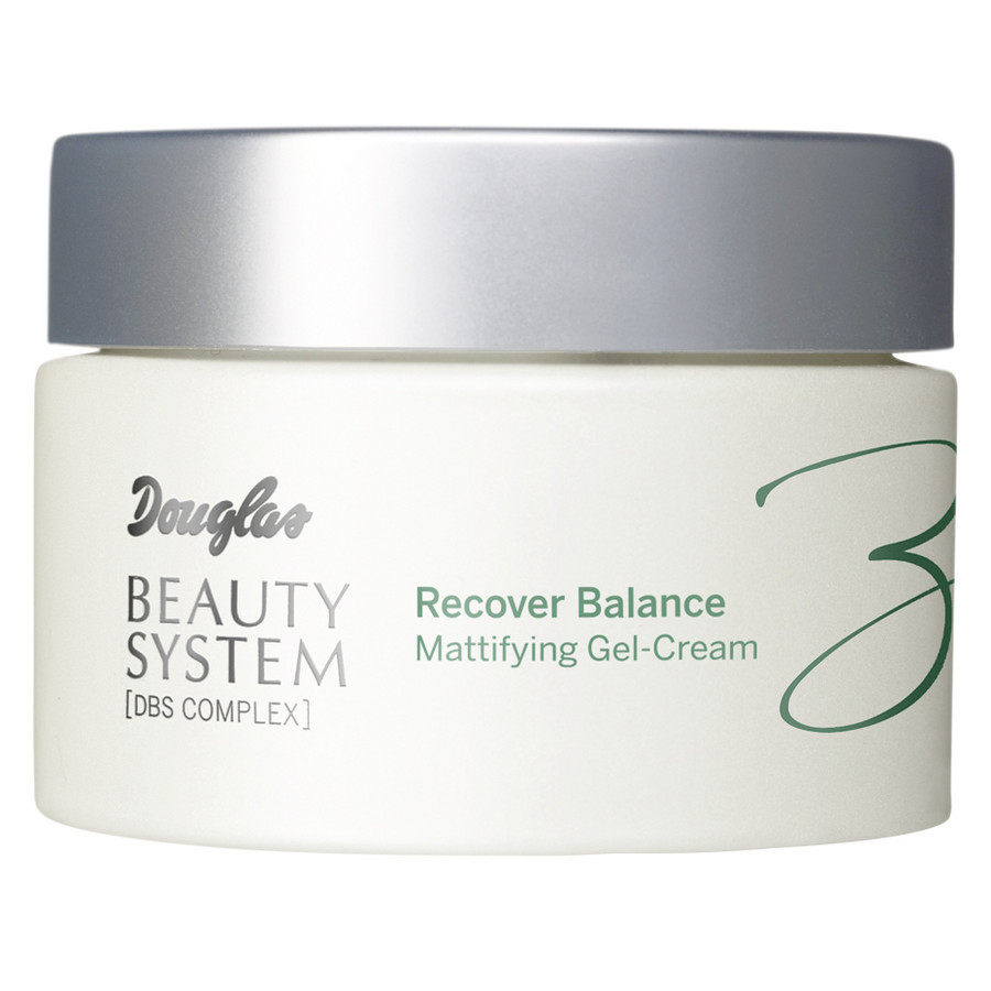 Douglas Beauty System – Mattifying Gel-Cream