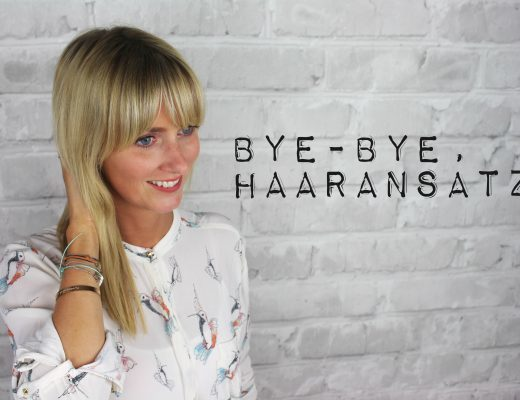 Bye-bye, Haaransatz!