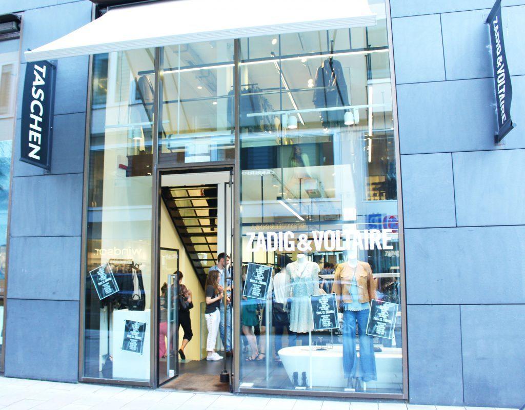 Zadig&Voltaire-Store-in-Hamburg