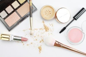 Make-up-Pannen
