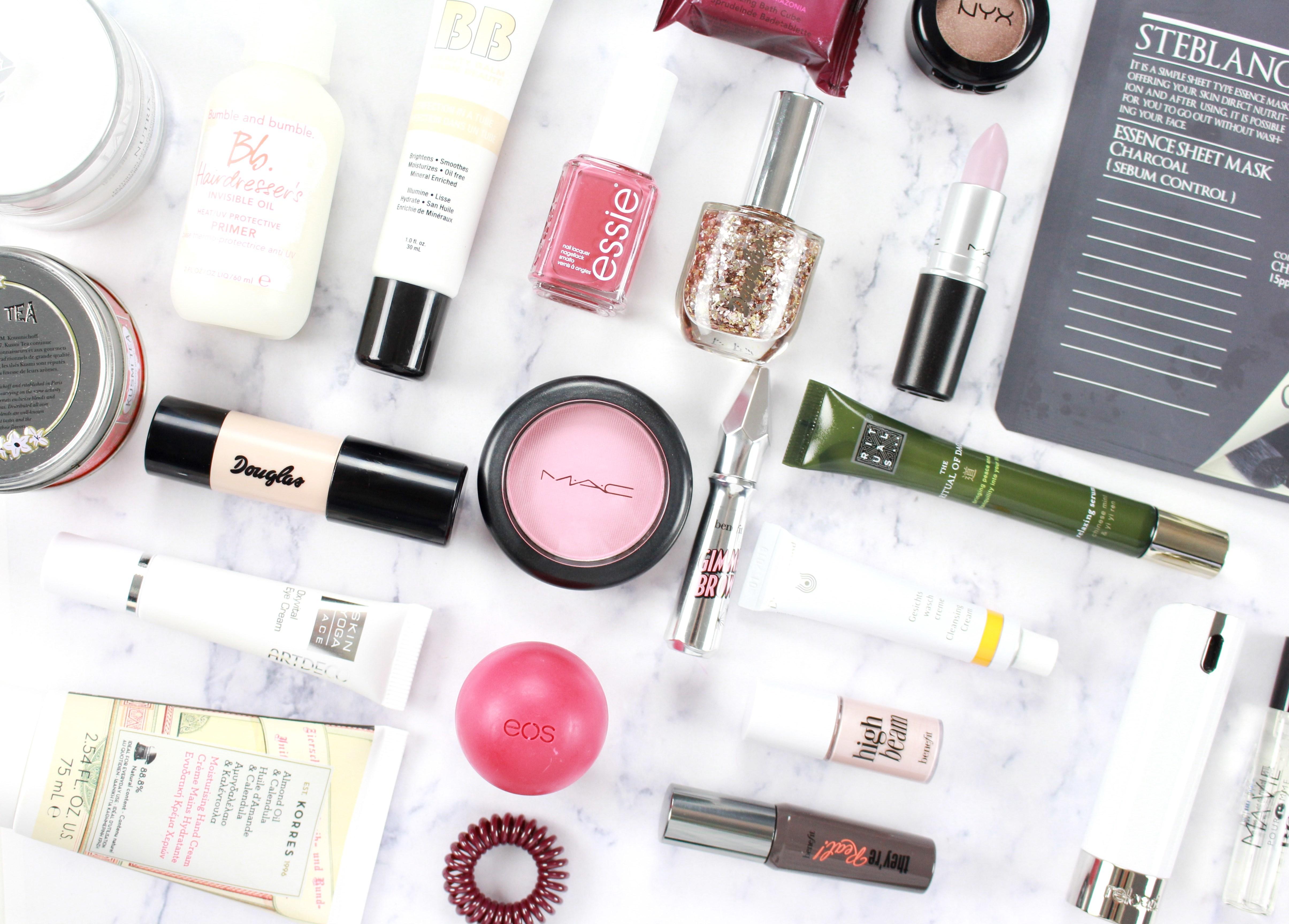 Beauty-Produkte-Adventskalender